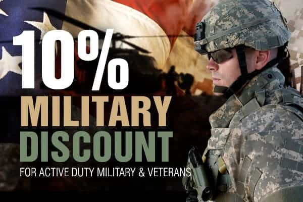 MILITARY DISCOUNT FOR PIT BULL PUPPIES